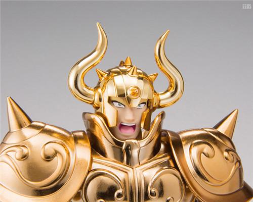 万代推出圣衣神话EX原始配色版金牛座阿尔德巴朗 阿尔德巴朗 金牛座 圣衣神话EX 万代 模玩  第8张