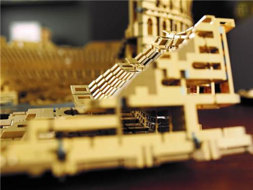 """乐高推出史上最大盒装乐高""""10276罗马斗兽场"""" 超越千年隼 罗马斗兽场 LEGO 乐高 模玩  第9张"""