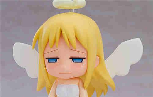 MaxFactory推出《异种族风俗娘评鉴指南》的天使可利姆维儿粘土人