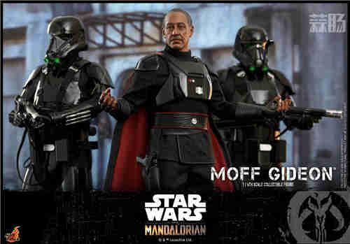 Hot Toys推出第二季《曼达洛人》吉迪恩总督 1:6比例珍藏人偶