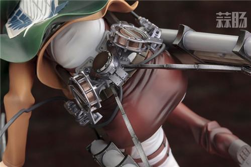 寿屋推出ARTFXJ《进击的巨人》三笠1/8手办 三笠 进击的巨人 ARTFXJ 寿屋 模玩  第7张
