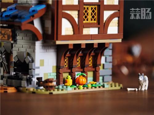 乐高推出Castle系列21325中世纪铁匠小屋套装 中世纪铁匠小屋 21325 Castle 乐高 模玩  第4张