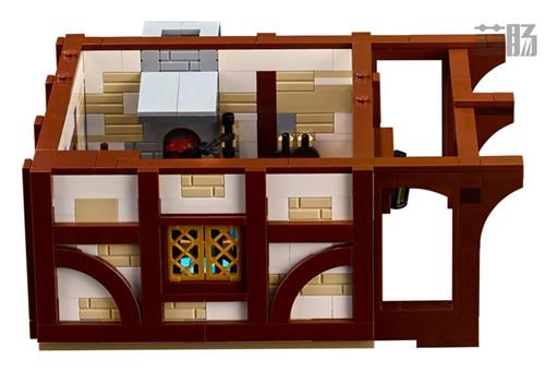 乐高推出Castle系列21325中世纪铁匠小屋套装 中世纪铁匠小屋 21325 Castle 乐高 模玩  第9张
